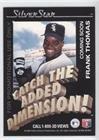 Frank Thomas (Baseball Card) 1991-92 Silver Star Holograms - Promos #FRTH (Frank Star Silver)