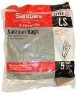 sanitaire ls vacuum bags - 4