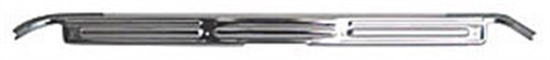 Door Sill Plate w/o Logo - Front - Chrome - LH or RH - 67-72 Chevy GMC Truck (1972 Chevy Truck)