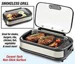 Profitz Kart Non-Stick Surface Indoor Smokeless Grill