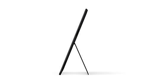"""Microsoft Surface Pro X – 13"""" Touch-Screen – SQ1 - 8GB Memory - 128GB Solid State Drive – Wifi + 4G Lte – Matte Black"""