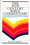 Colossians and Philemon, Ralph P. Martin, 0802819087