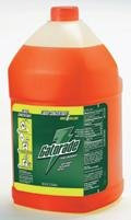 Gatorade 1 Gallon Liquid Concentrate (Various Flavors) Yields 6 Gallons - Flavor: Orange (Best E Liquid Flavor Concentrate)