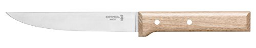 (Opinel No 120 Parallele Stainless Steel Carving Knife)