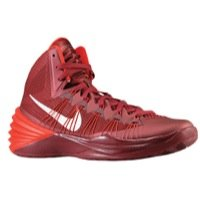 Nike Hyperdunk 2013 Women's Basketball Shoe (13, Red/White)