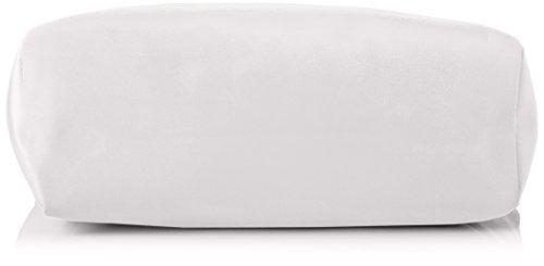 Porté Noemie Sac Blanc Tanneur Le Épaule perle Tnao1050 xHaPwZq