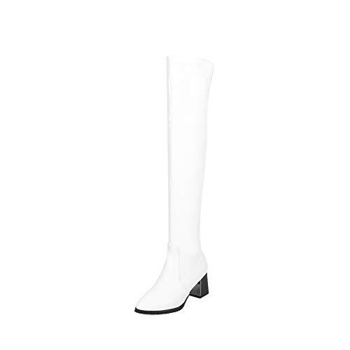 Balamasa Compensées Femme Sandales Abl11705 Blanc A6ABfUxw