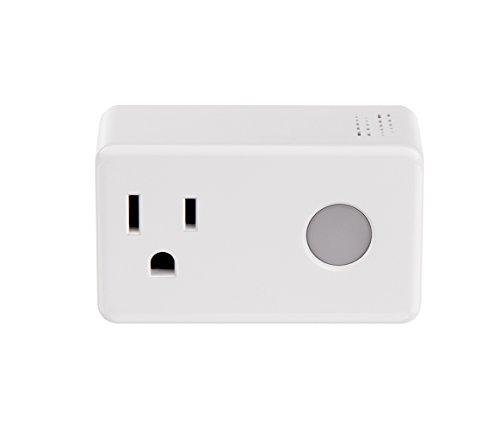 dipshop US Plug BroadLink SP3 SPcc Contros Mini WiFi Smart Home Socket (Sp3 Car)