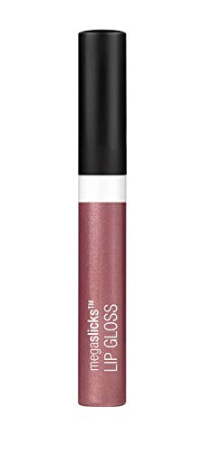 Shine Wild Wild Lipstick (wet n wild Megaslicks Lip Gloss, Bronze Berry, 0.19 Ounce)