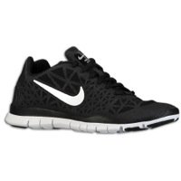 Nike Womens Free TR Fit 3 Running Trainers 555158 Sneakers Shoes (UK 9.5 US 12 EU 44.5, Black White Anthracite 006)