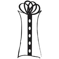 Daisy Bucket Designs Clear Petite Stamp: Gift