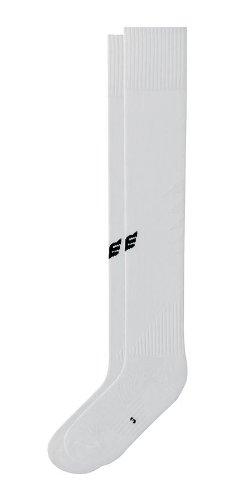 ERIMA Herren, Calcetines de fútbol para Hombre Blanco