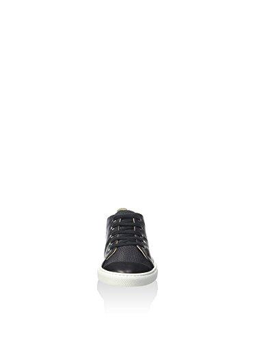 Zapatillas Mujer Art Nudo Negro 6DG903 Deportivas Negro O BORBONESE para 100 TdPZfgxg