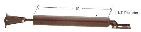 chocolate brown door pneumatic closer
