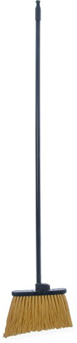 Carlisle 3688500 Duo-Sweep Unflagged Angle Broom, 56'' Length (Pack of 12) by Carlisle