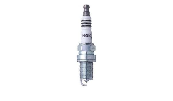 NGK 5266 Laser Iridium Premium Spark Plugs IZFR6K-11S -- 4 PCS *NEW* by NGK: Amazon.es: Coche y moto