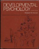 Developmental Psychology, Elizabeth B. Hurlock, 0070314446