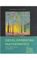 Developmental Mathematics: Basic Mathematics and Algebra Plus MyMathLab and Sticker (2nd Edition)
