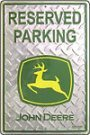 reserved-parking-john-deere-diamond-plate-style