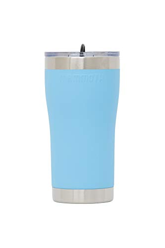 Mammoth Coolers Rover Tumbler MS20ROV-292 Double Wall Vacuum Insulated Stainless Steel, 20 oz, Light Blue