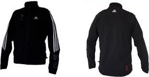 sold worldwide new authentic new cheap adidas - Veste polaire budo noir T/M - ADIJK02M