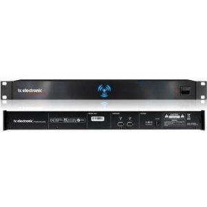 TC Electronic PowerCore 6000 8 DSPRack Unit with 3 Firewire Ports, Includes All Available System 6000 Plugins (Powercore Plug)