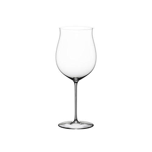 Riedel Superleggero Burgundy Grand Cru Glass, Clear