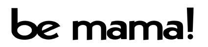 Be! Mama Umstandshose, Shorts fü r Schwangere, hochwertige Baumwolle, Modell: Sawyer (Marco), schwarz, L