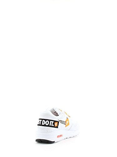 Basse Multicolore LX Donna Total W White Black Ginnastica Max Air da Scarpe 1 NIKE Orange 001 qFU8Cwq