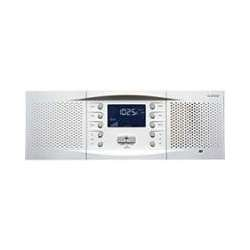 Nutone - NUTONE DELUXE NM MASTER AMFM INTERCOM WHITE by Nutone