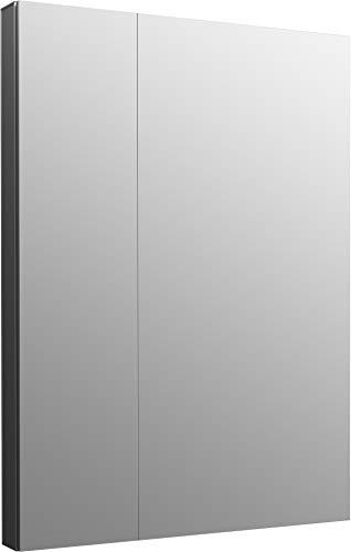 Kohler Maxstow - clóset medicinal, bronce anodizado oscuro, 76.2 cm x 101.6 cm, Dark Anodized Aluminum