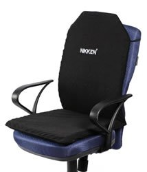 Nikken Kenko Seat Pad with DynaFlux Technology by Nikken
