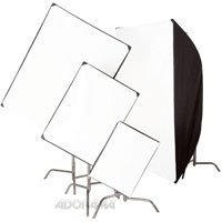 Chimera Screen Front - Chimera 1540 Pro II Softbox, Large - 54x72in.
