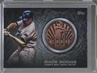 Card) 2016 Topps Update Series - 3000 Hit Club Medallion - Bronze #3000M-18 (Wade Boggs 3000 Hit Club)