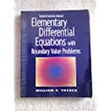 Student Solutions Manual for Elementary Differential Equations and Elementary Differential Equations with Boundary Value Problems icon