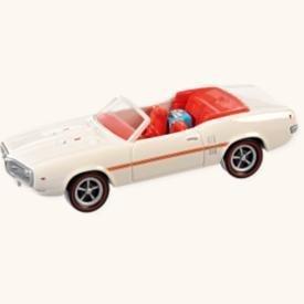 2008 LIMITED QUANTITY Repaint 1968 PONTIAC FIREBIRD CLASSIC AMERICAN CARS SPECIAL EDITION Hallmark Ornament ()