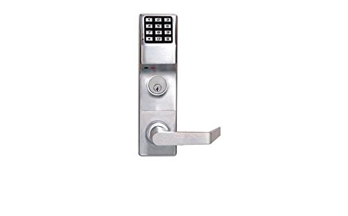 Trilogy DL3500-26D-RHR Deadbolt Electronic Mortise Keypad Lock by Alarm Lock