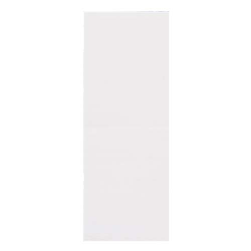 Smead Manufacturing Company - Replacement Inserts, 3-1/4 - -1/3 Tab Cut, Blank, White