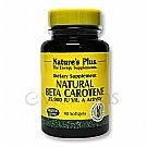 Natural Beta Carotene Nature039s Plus 90 Softgel Discount