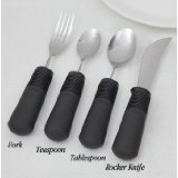 Weighted Utensils Knife (Good Grips Weighted Utensils Set of 4)