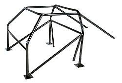 Roll Bars and Cages, 10 Point, Compatible For Jeep Wrangler YJ
