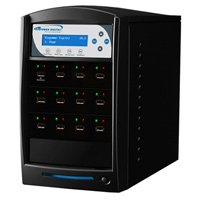 USBShark USB Duplicator - 11 Targets Copy up to 11 USB Pen Drives at o by Vinpower Digital