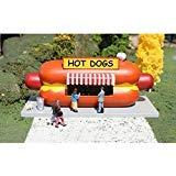 (Roadside U.S.A. Resin Building - HOT Dog Stand - O Scale)