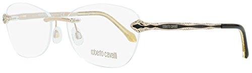 Roberto Cavalli Women's RC0814 Metal Frames METAL 58