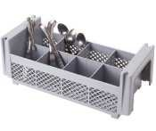 Price comparison product image Cambro (8FBNH434151) 8 Compartment Flatware Basket - Camrack