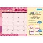 Potpourri Tri View 2009 Wall (View 2009 Wall Calendar)