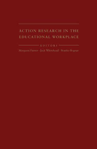 Action Research in the Educational Workplace pdf