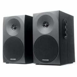 Microlab B70 2.0 Two-Way Bookshelf Stereo Speaker | Full-Range Sound Reproduction | Ideal For Movies, TV, CD/DVD and MP3/MP4 Playback