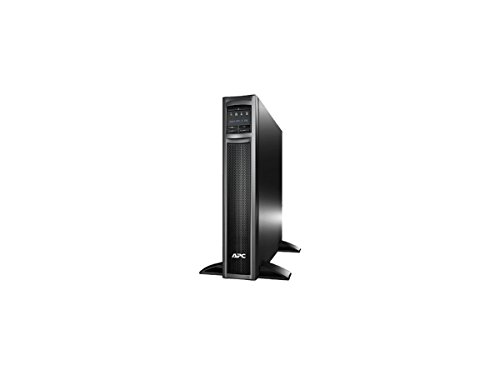 APC by Schneider Electric Smart-UPS X 750VA Tower/Rack 120V with Network Card