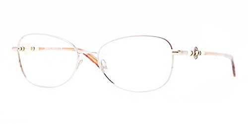Versace VE1214 Eyeglasses-1013 Copper-54mm 1013 Eyeglasses Brown Frame